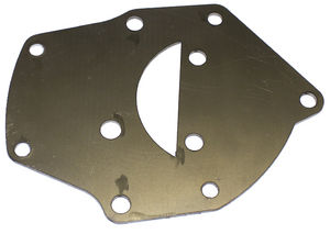 Water Pump Adapter Plate For 55 & Up 235, 261 Engines To Use Earlier 41-54 Water Pumps Photo Main
