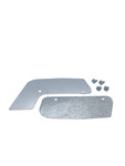 Chevrolet Parts -  Metal Filler Panel - Firewall To Inner Panel