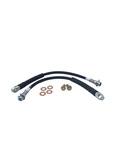 Parts -  Brake Hose Kit (Front Rubber) For ECI Disc Brake Conversions. 78-Newer Calipers
