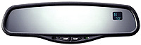 Parts -  Rear View Mirror -Auto Dimming With Compass-Temp Gauge