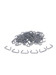 Parts -  Upholstery Hog Rings Set Of 100 Pieces
