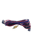 Parts -  Electric Fan Wire Harness With Temp Switch & Relay, 185 Degree