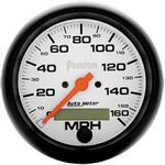 "Parts -  Instrument Gauges - Auto Meter Phantom Series 3-3/8"" 0-160 Mph Electronic/ Programmable Speedometer"
