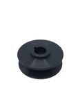 "Parts -  Powergen Pulley, 5/8"" Belt Single Groove Black"